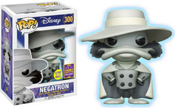 SDCC 2017 FUNKO NEGATRON GITD EXCLUSIVE