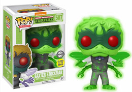 TMNT FUNKO POP BAXTER STOCKMAN GLOW IN THE DARK