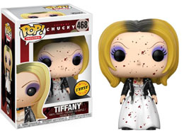Photo du produit LA FIANCEE DE CHUCKY FUNKO POP! TIFFANY Photo 1