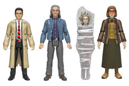 Photo du produit FUNKO REACTION TWIN PEAKS PACK 4 FIGURINES 10 CM Photo 1