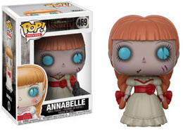 Photo du produit CONJURING : LES DOSSIERS WARREN  FUNKO POP! ANNABELLE