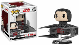FUNKO POP STAR WARS KYLO REN ON TIE FIGHTER