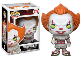 FUNKO POP PENNYWISE (WITH BOAT) - FILM CA (IT)