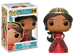 FIGURINE FUNKO POP ELENA D'AVALOR - ELENA