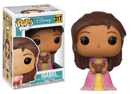 FIGURINE FUNKO POP ELENA D'AVALOR - ISABEL