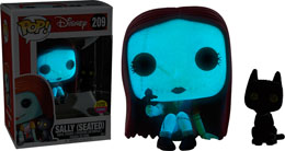 Photo du produit NBX FUNKO POP GITD SEATED SALLY WITH CAT EXCLUSIVE Photo 1