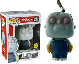 Photo du produit NBX FUNKO POP GITD BEHEMOTH EXCLUSIVE