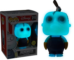 Photo du produit NBX FUNKO POP GITD BEHEMOTH EXCLUSIVE Photo 1