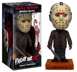 VENDREDI 13 FIGURINE FUNKO WACKY WOBBLER BOBBLE HEAD JASON VORHEES