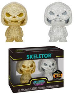 HIKARI SOFUBI XS MASTERS OF THE UNIVERSE SKELETOR (GOLD/SILVER)