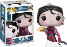 DISNEY PRINCESSES FIGURINE FUNKO POP! MULAN