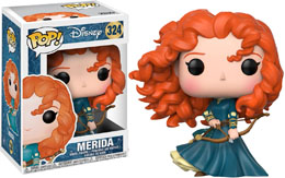 DISNEY PRINCESSES FIGURINE FUNKO POP! MERIDA