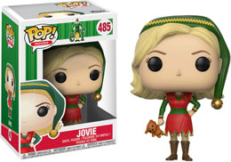 FIGURINE FUNKO POP ELF JOVIE