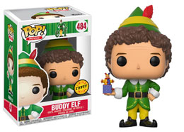 Photo du produit FIGURINE FUNKO POP ELF BUDDY Photo 1