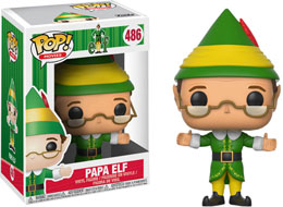 FIGURINE FUNKO POP ELF PAPA ELF