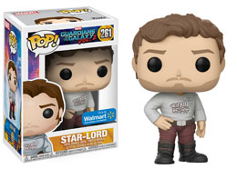 LES GARDIENS DE LA GALAXIE 2 FUNKO POP STAR-LORD