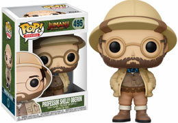 FUNKO POP JUMANJI PROFESSOR SHELLY OBERON