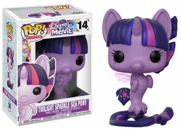 MON PETIT PONEY FUNKO POP! TWILIGHT SPARKLE SEA PONY