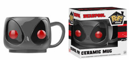 MARVEL FUNKO HOME MUG GREY DEADPOOL