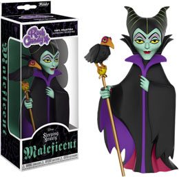 FIGURINE ROCK CANDY MALEFICENT