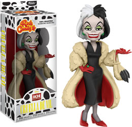 FIGURINE FUNKO ROCK CANDY CRUELLA