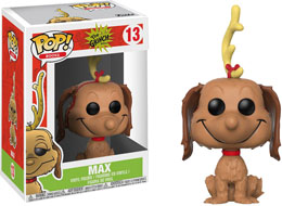 LE GRINCH FUNKO POP! MAX THE DOG