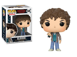 FIGURINE FUNKO POP STRANGER THINGS ELEVEN