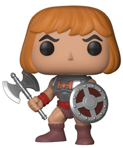 Photo du produit MASTERS OF THE UNIVERSE FUNKO POP BATTLE ARMOR HE MAN