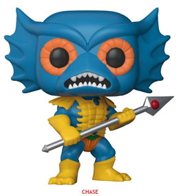 Photo du produit MASTERS OF THE UNIVERSE FUNKO POP MERMAN Photo 1