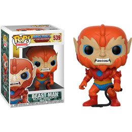 MASTERS OF THE UNIVERSE FUNKO POP BEAST MAN