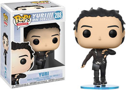FUNKO POP YURI ON ICE YURI