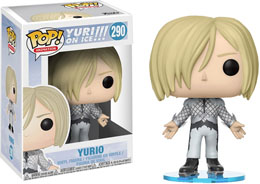 FUNKO POP YURI ON ICE YURIO