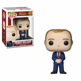 FUNKO POP ROYAL FAMILY PRINCE WILLIAM