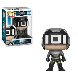 READY PLAYER ONE FUNKO POP MOVIES SIXER