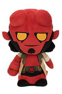 HELLBOY PELUCHE SUPER CUTE HELLBOY 20 CM