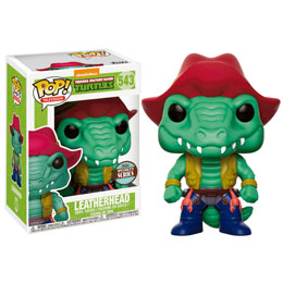 Photo du produit TMNT FUNKO POP LEATHERHEAD - SPECIALITY SERIES