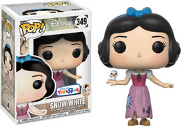 FUNKO POP SNOW WHITE MAID OUTFIT (EXCLUSIVE)
