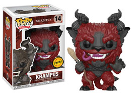 Photo du produit FIGURINE FUNKO POP KRAMPUS Photo 1