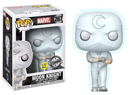 MARVEL COMICS FUNKO POP MOON KNIGHT GITD