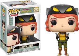 FUNKO POP HAWKGIRL DC BOMBSHELLS