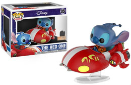 FIGURINE FUNKO POP! DISNEY LILO & STITCH THE RED ONE EXCLUSIVE