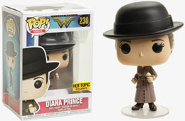 FUNKO POP WONDER WOMAN  DIANA WITH ICE CREAM
