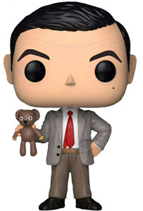 MR. BEAN FIGURINE FUNKO POP! MR. BEAN 9 CM