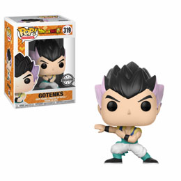 FUNKO POP DRAGONBALL SUPER: GOTENKS EXCLUSIVE