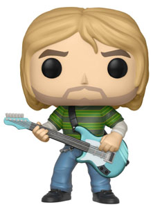 FUNKO POP KURT COBAIN (TEEN SPIRIT) ROCKS SERIES 3