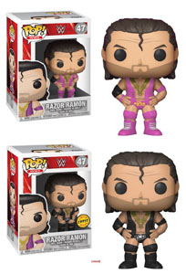 FIGURINE FUNKO POP WWE RAZOR RAMON