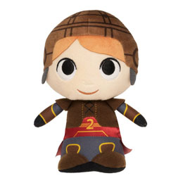 HARRY POTTER PELUCHE SUPER CUTE QUIDDITCH RON 18 CM