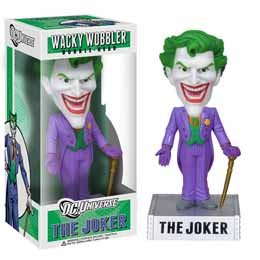 DC COMICS WACKY WOBBLER BOBBLE HEAD JOKER