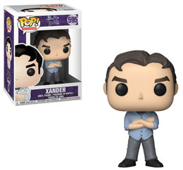 FUNKO POP BUFFY THE VAMPIRE SLAYER XANDER