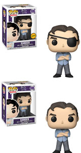 PACK 5 FIGURINES FUNKO POP XANDER + CHASE